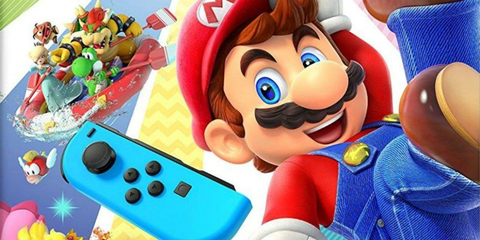 Super Mario Party megaslide