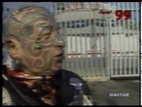 Tatuato operaio