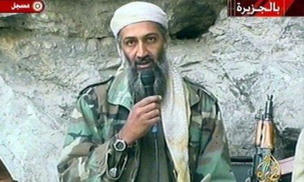 Osama Bin Laden Buried At Sea
