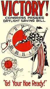 Get Wise: Save the Daylight!