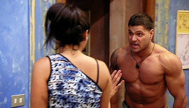 Jersey Shore Wrap Up:Ronnie's Still An Asshole But Situation Is A Pussy