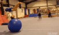 Excersice Ball Epic Fails!