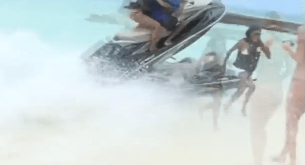 Insane Jet Ski Accident!
