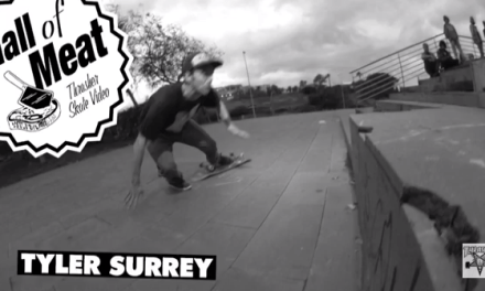 How to Break Your Ankle With Tyler Surrey