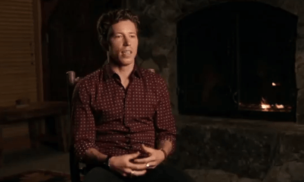Shaun White on Snowboarding the Half Pipe