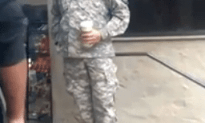 Imposter Army Ranger Exposed