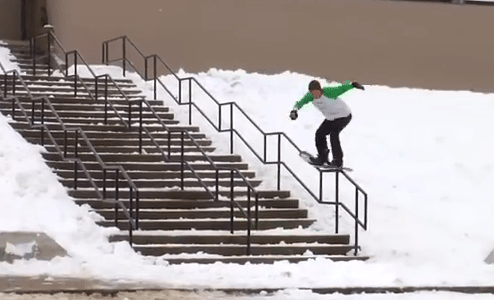 The Best of The Season – Snowboarding 2014