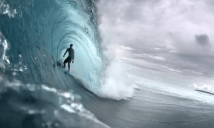Amazing Surf Footage with Ian White