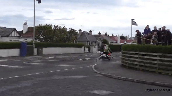 The Most Insane Motorcycle Crash You Will Ever See In Your Life!