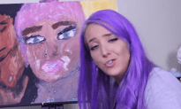 Welcome to Jenna Marbles Drunk Art School