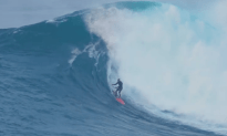 The Best Wave of Shane Dorian's Life