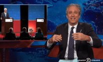 Jon Stewart on Rick Scott and Fangate