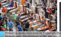Welcome To Pinburgh-The Largest Ever Tournament In The World