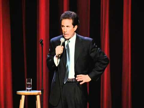 Jerry Seinfeld – I'm Telling You For The Last Time