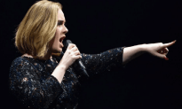 Adele Gives A Heartfelt Tribute To The Brussels Attack Victims