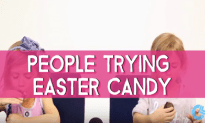 People Try Easter Candy For The First Time