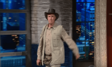 Will Ferrell Tries Out To Be Exotic Animal Expert