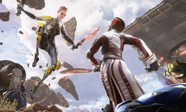 LawBreakers Action Packed New Trailer
