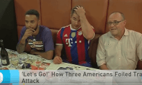 See How Three Americans Foiled Train Attack