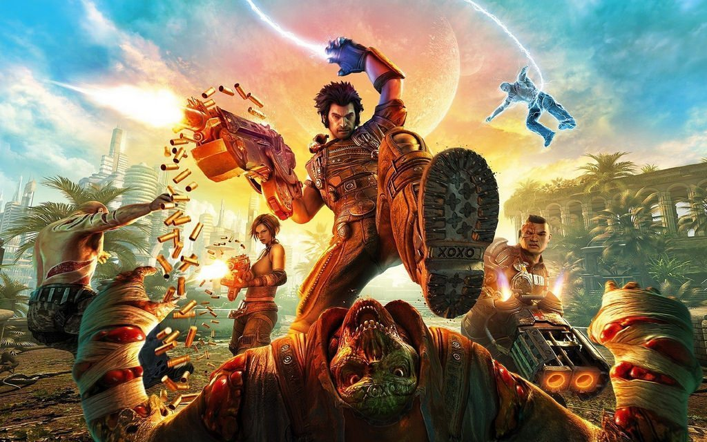 Will You Survive The Bulletstorm?