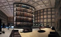 Yale University's Rare Book And Manuscript Library