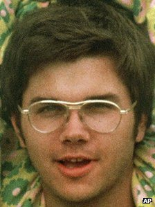 Does This Look Like The Face of Jon Lennon's Killer Up For Parole?