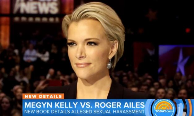Megyn Kelly's New Book Details Alleged Sexual Harassment by Roger Ailes