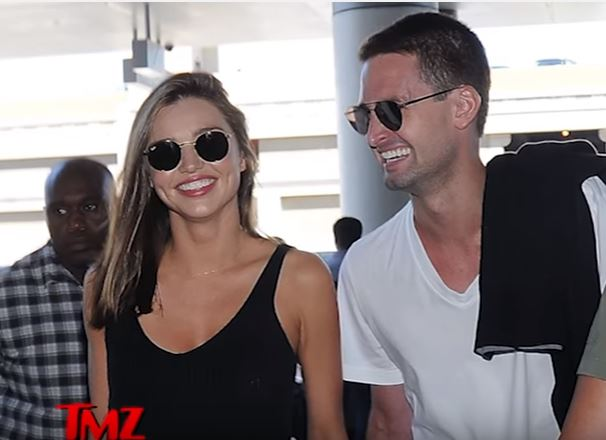 Miranda Kerr and Snapchat CEO Evan Spiegel Are Engaged!