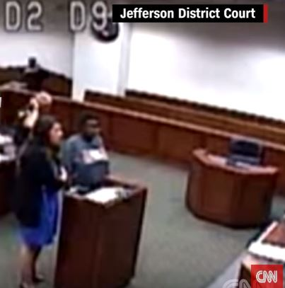 Kentucky Judge Outraged by Inmate's Attire