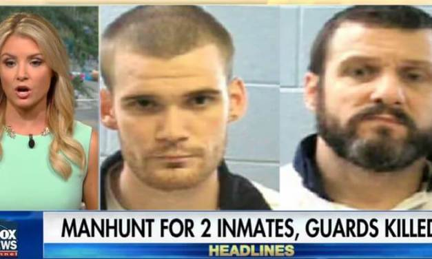Manhunt Intensifies for Escaped Georgia Inmates