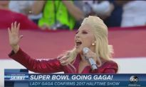 Lady Gaga Will Headline Super Bowl 51 Halftime Show