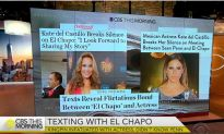 Actress Breaks Silence on El Chapo Meeting With Sean Penn