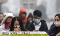 Dangerous Smog in China Forces Business and Schools To Close Down