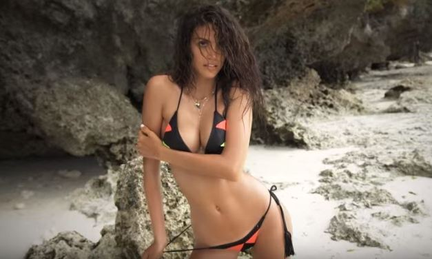 Meet your 2016 SI Swimsuit Rookie: Sofia Resing
