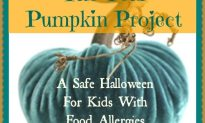 Teal Pumpkin Project Keeps Kids Safe From Allergies During Halloween