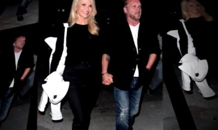 Christie Brinkley and John Mellencamp Are All Smiles as They Adorably Hold Hands on Date Night