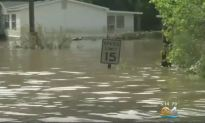 Flood Waters Continue To Rise In Louisiana