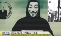 Notorious Computer Hacker Group Anonymous Says ISIS Is Their New Target