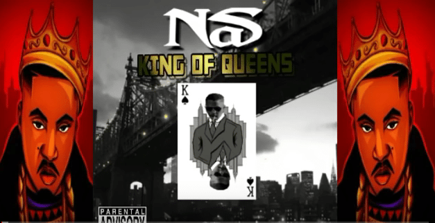 Nas's Mixtape King of Queens 2017