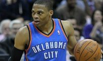 Russell Westbrook's glorious night of six-step travels, vows for revenge and broken friendships