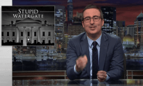Stupid Watergate – Last Week Tonight with John Oliver