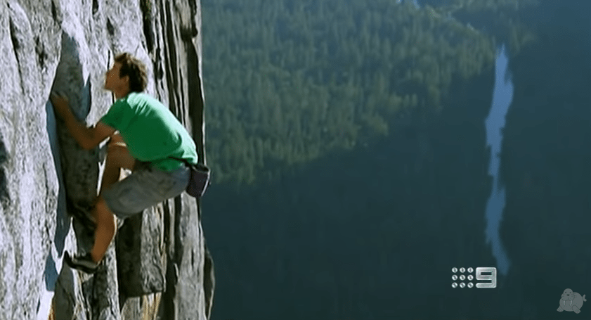 Meet Alex Honnold Extreme Free Solo Rock Climber