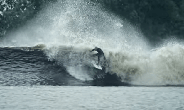 Kelly Slater's Wave Pool is Sick