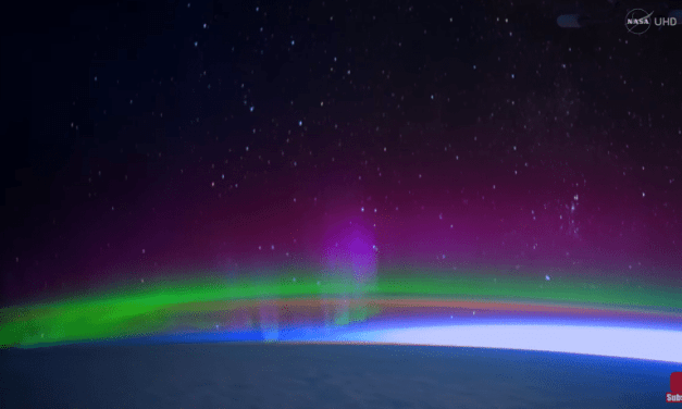 NASA Releases Awesome Video of the Aurora Borealis