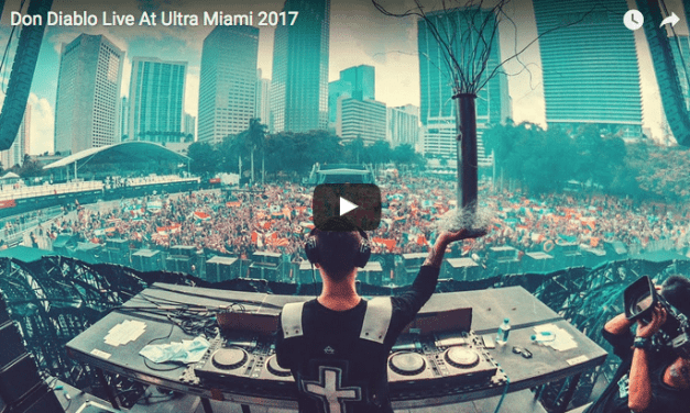 Don Diablo – Ultra 2017 Full Set