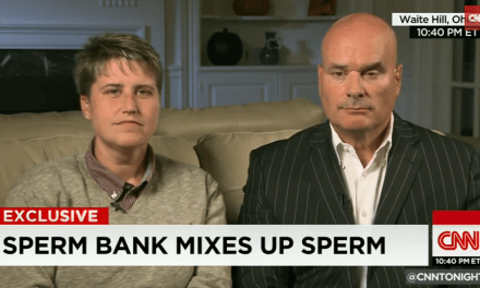 Sperm Bank Impregnates Woman with The Wrong Sperm