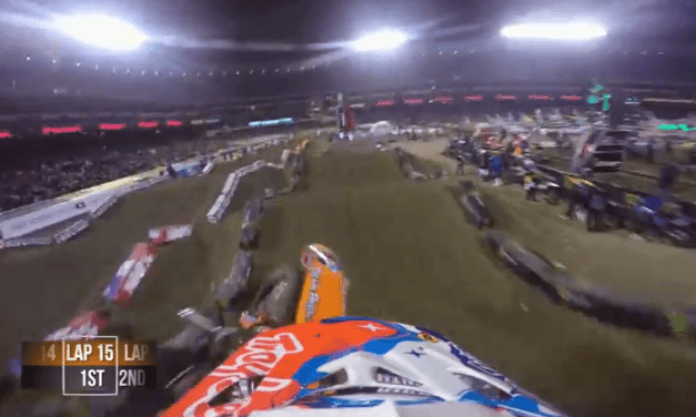 Jessy Nelson Main Event Win 2015 Monster Energy Supercross