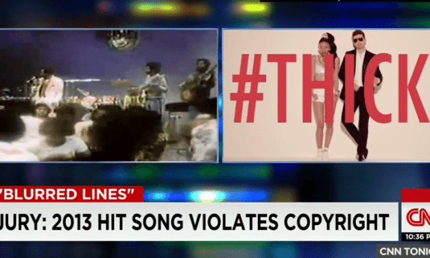 Robin Thicke and Pharrell Have to Pay $7.4 Million For Swiping Marvin Gays Music