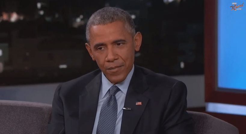 President Obama Talks About What's Wrong With Washington