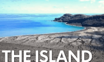 Check Out the Worlds Newest Island!